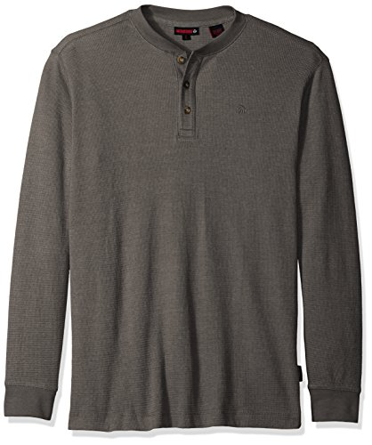 Wolverine Men's Big and Tall Walden Long Sleeve Blended T...