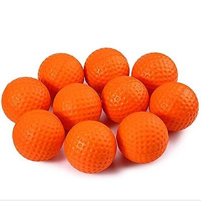Crestgolf Foam Sponge Practice Ball 12 pcs per bag