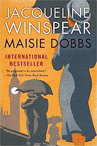 Jacqueline Winspear: Maisie Dobbs series | amazon.com