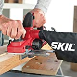 SKIL 6.5 AMP Electric 3-1/4 Inch Corded Planer
