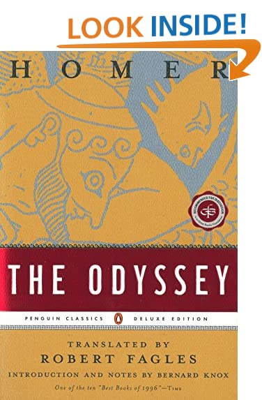 Odyssey Book: Amazon.com