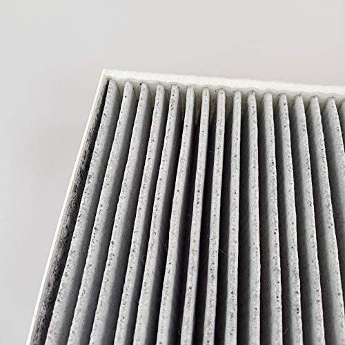 Semoic 1987435503 Le Filtre DHabitacle au Charbon Actif pour 1 F20 F21 F22 F87 F23