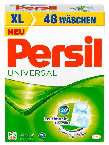 Persil Universal-Pulver, Waschmittel, 48WL