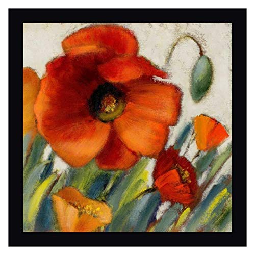 Poppy Splendor Square II by Lanie Loreth - 27