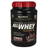 AllWhey Gold, Chocolate, 2 lbs, From AllMax Review