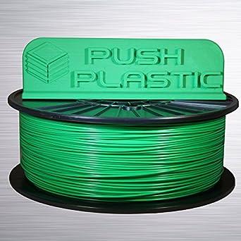 Amazon.com: empujar plástico 3 mm ABS Filamento de Impresora ...