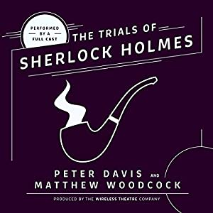 The Trial of Sherlock Holmes Performance