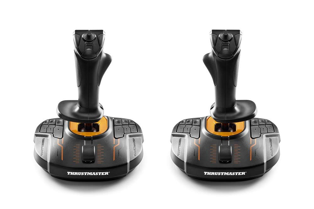 Joysticks Thrustmaster TFRP T-Flight Rudder Pedals PC CD/PS4/