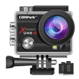 Campark ACT74 Action Camera 16MP 4K WiFi Underwater Photography Cameras 170 Degree Ultra - Best Reviews Guide