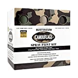 Rust-Oleum 269038 Specialty Camouflage Spray Pack, 12-Ounce, 6-Pack - Best Reviews Guide