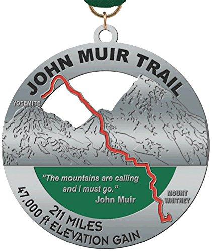 JMT アワードJohn Muir トレイルメダル B01M269HLR