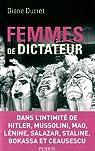 Femmes de dictateur par Ducret