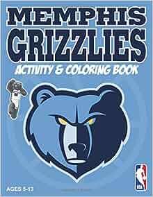 memphis grizzlies coloring pages - photo#25