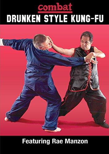 Combat Drunken Style Kung-Fu DVD