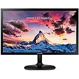 "Samsung monitor LS22F350FHLXZX, 22"" Full HD con diseño Super Slim, 1920x1080, VGA, HDMI, negro"