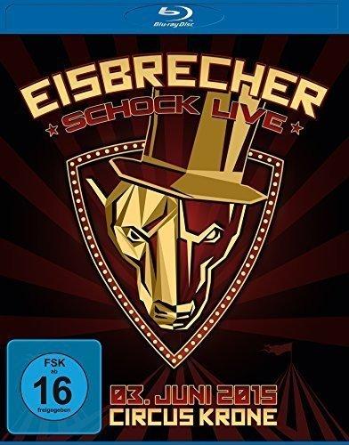 Schock Live    Blu Ray