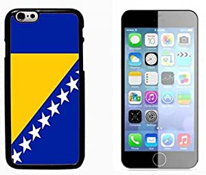 Bosnia and Herzegovina Hard Plastic and Aluminum Back Case FOR Apple iPhone 6 6G 4.7 by mcsharks