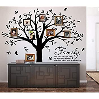 Amazon.com: Family Tree Wall Decal by Simple Shapes