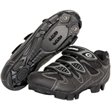 EXUSTAR E-SM324 MTB Shoe 45 Euro or 11 US, Black