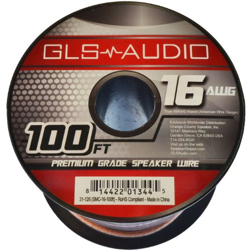 GLS Audio Premium Gauge Speaker product image