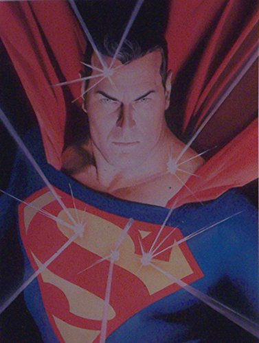 Mythology: Superman Artwork by Alex Ross. DC Comics Ltd. Matted Print from DC Comics