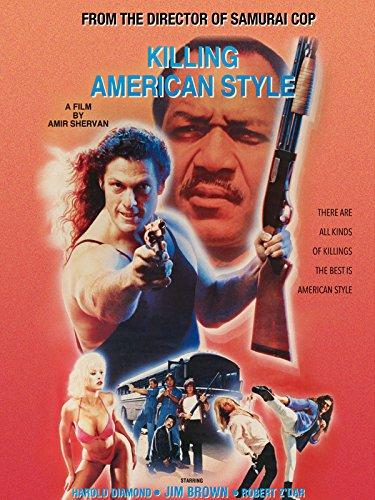 Killing American Style - Jim Styles