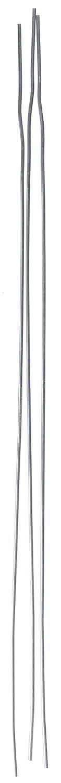 K  S PRECISION METALS 8100 3PK 1/16 x 12 Tubo de aluminio