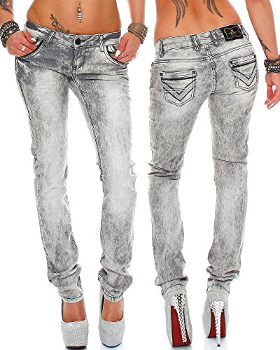 amp; Jeans Baxx Grau Attillata Cipo Donna Zwd8qdP