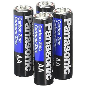 Amazon.com: Panasonic Heavy Duty AA Battery 4 Pack: Toys