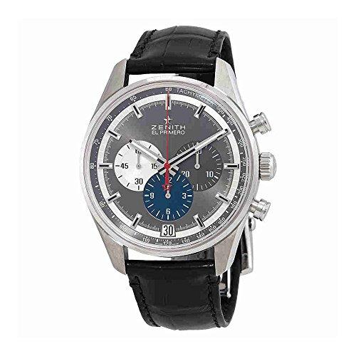 Zenith Chronomaster El Primero Chronograph Automatic Grey Dial Mens Watch 03.2040.400/26.C496