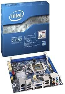 Boxed Intel Desktop Board Media Series Mini-ITX Form Factor for Second Generation Intel Core Family Processors BOXDH67CFB3