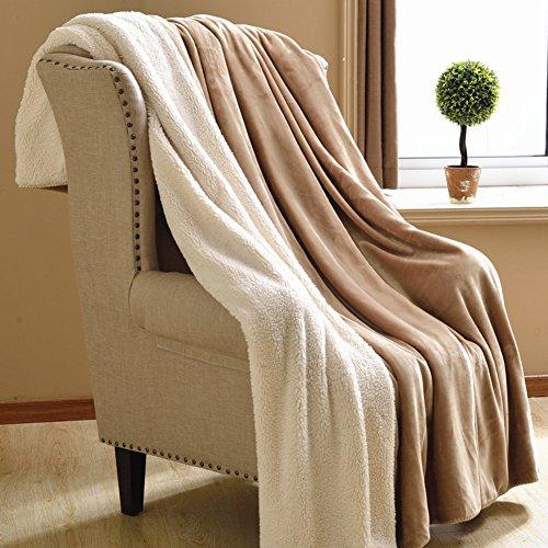 double blanket/ thicken warm blanket/Faux cashmere blanket/ winter blankets/coral blanket /Single/double blanket/ blanket-D 180x200cm(71x79inch)