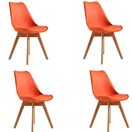 Table 4ps Chaises Chaises En à Plastique Et Salle Manger wnPZN8X0Ok