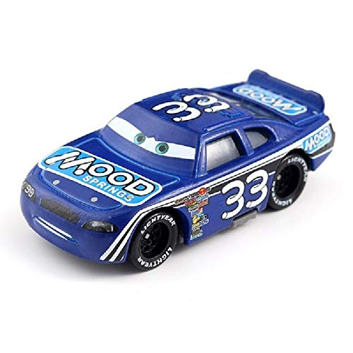 - Disney Cars Disney Pixar Cars No.82 Shiny Wax Metal Diecast Toy Car 1:55 Loose Cars2 and Cars3 1