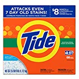 He Laundry Detergent Tide Mountain Spring HE Turbo Powder Laundry Detergent, 68 Loads, 95 Oz