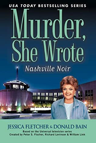book cover of Nashville Noir
