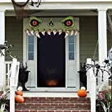 CCINEE Halloween Monster Face Outdoor Decoration
