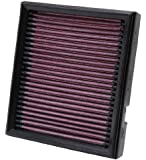 K&N BA-2201 High Performance Replacement Bike Air Filter