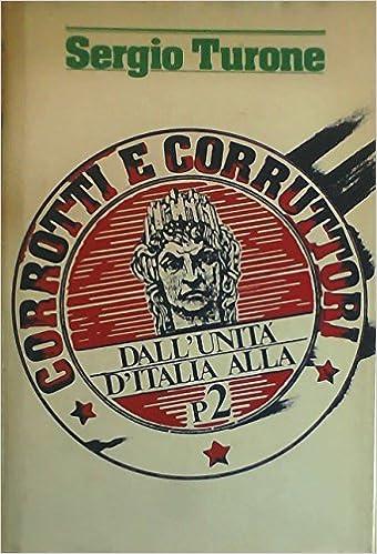 CORROTTI E CORRUTTORI