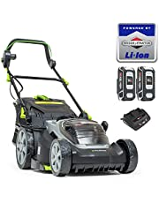 Save on Murray 883265 18V Lithium-Ion 37cm Lawn Mower IQ18WM37, Including 2X 2.5Ah Battery and Dual Charger, 5 Years Warranty and more