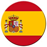 SPAIN BUTTON (8 COUNT)