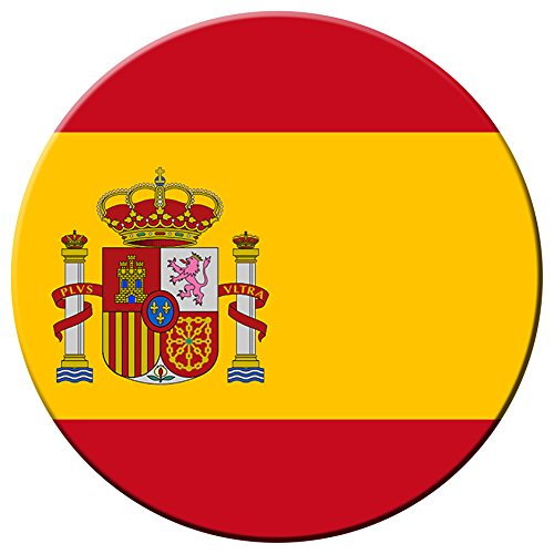 SPAIN BUTTON (8 COUNT) by Partypro