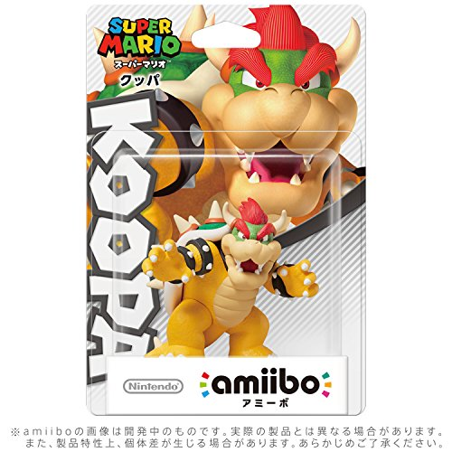 Review Bowser amiibo – Japan