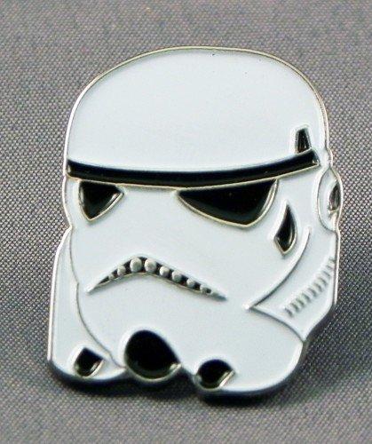 Badge à épingle en métal émaillé Star Wars Empire Galactique Clone Trooper Mainly Metal