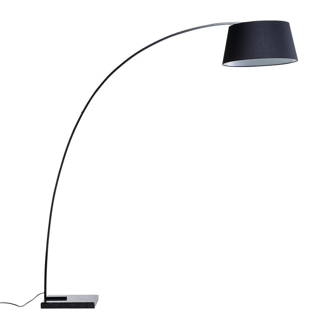 Beliani Stehlampe Schwarz 188 Cm Benue Beliani Amazon De Kuche