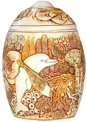 Harmony Ball Jardinia Jar Large Mysteries Deep Sealife Jar