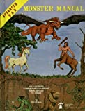 Advanced Dungeons & Dragons Monster Manual: An Alphabetical Compendium of all the Monsters Found in AD&D, Including Attacks, Damage, Special Abilities, and Descriptions