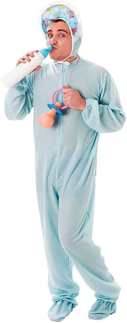 Adultos Fancy vestido de fiesta Pelele Babygrow pijama Stag Gallina Disfraz UK: Amazon.es: Ropa y accesorios