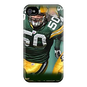 Durable Green Bay Packers Back Cases/covers Iphone 5/5S