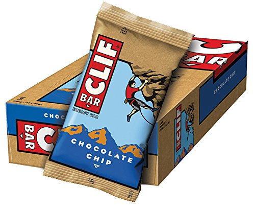 Clif Bar Energy Bar - Chocolate Chip - 12 ea